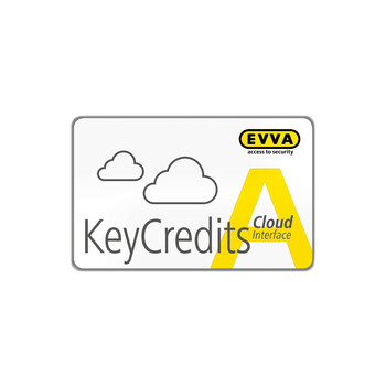 Software - KeyCredit AirKey-Cloud Interface