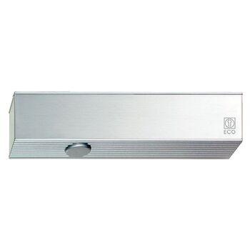 Dorma T/ürschlie/ßer TS 92 B BASIC weiss RAL 9016 Contur Design mit Gleitschiene EN 1-4