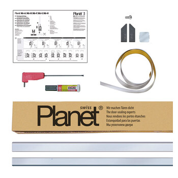Planet KG-SM-Set schmal