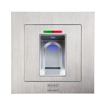 KESO BioKey Biometrisches Zutrittssystem Gate New Line AP/UP